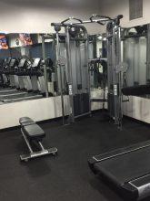 Hotel Gym Bench
